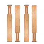 Drawer Dividers Bamboo Kitchen Organizers