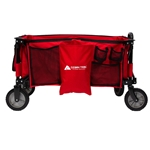 Folding Wagon with Telescoping Handle