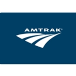 Amtrak Gift Cards - Email Delivery