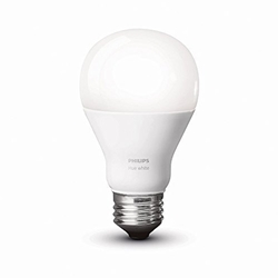 Philips Hue White Single LED Bulb Works with Amazon Alexa (Hue Hub Required)