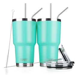 30oz 2pcs Stainless Steel Insulated  Tumbler Travel Mug