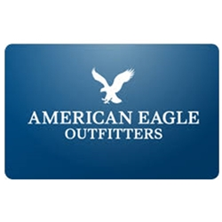 $25 American Eagle Outfitter Gift Card
